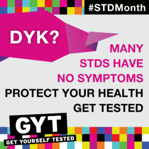 STD Awareness Month